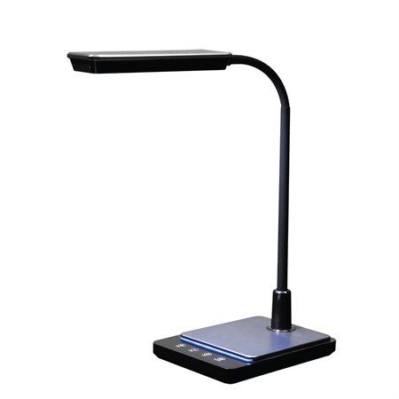Lampe de bureau DEL RDL-75U noir
