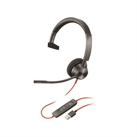 Casque d'écoute Blackwire 3320