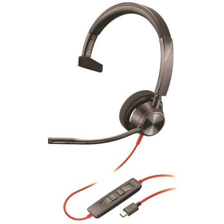 Casque Blackwire 3310 Mono