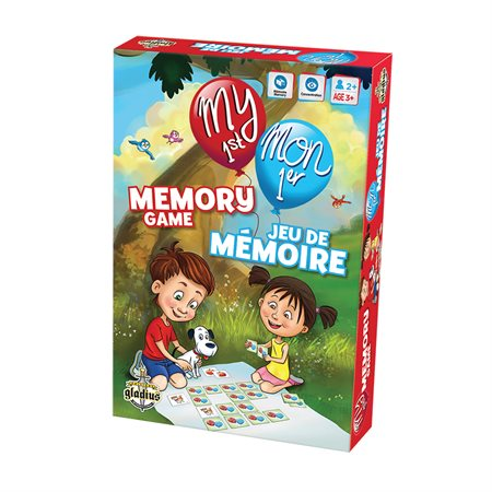 MEMORY GAME MY 1st