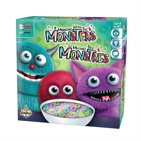 Monster Morning Game