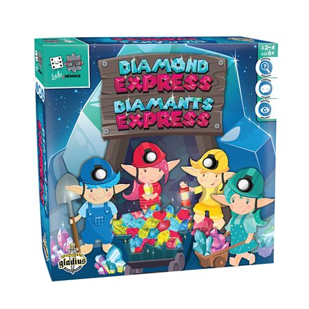 Jeu Diamants Express