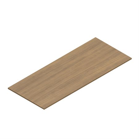 Melamine Table Top for Height Adjustable Base