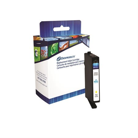 Remanufactured High Yield InkJet Cartridge (Alternative to HP 902XL)