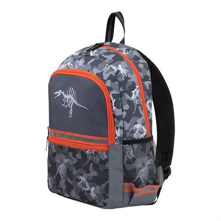 Collection d'accessoires pour la rentrée scolaire Dinosaur Camouflage