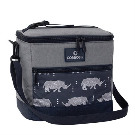 Rhinoceros Back-To-School Accessory Collection by Corrosif