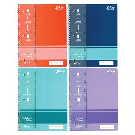 Cahier de notes en Poly Colourhide