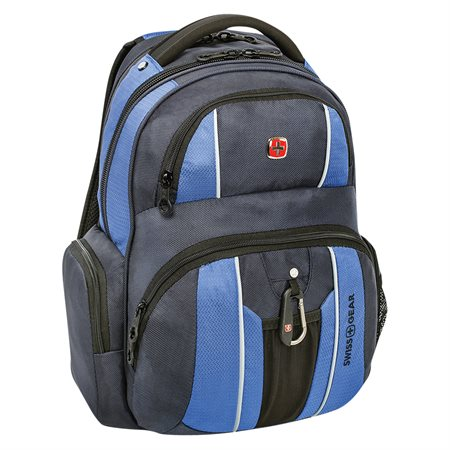 SAC DOS SWISS ORD.17,3''MAR / BL