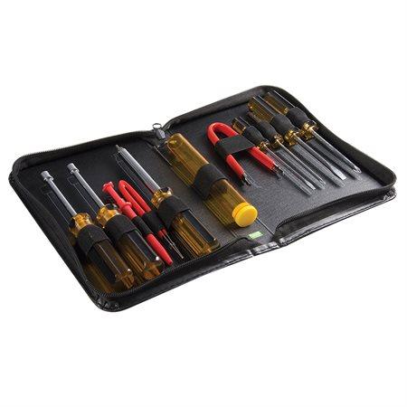 Tousse d'outils de réparation d'ordinateur de 11 pièces