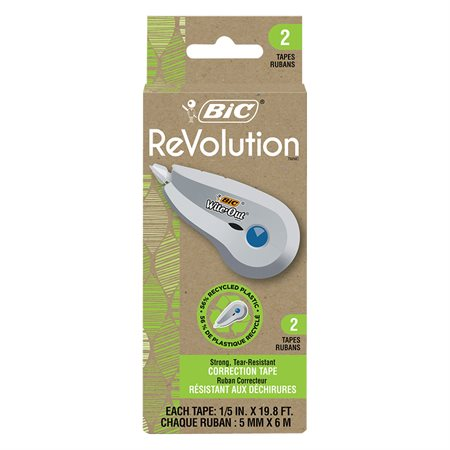 Wite-out® Revolution™ Mini Correction Tape