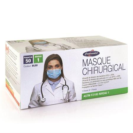 Masques chirurgicaux niveau 1