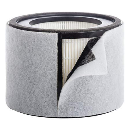 Replacement Filter 3-In-1 HEPA Drum for TruSens Z2000 Air Purifier