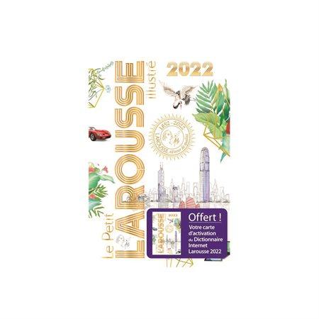 Petit Larousse illustré 2022 Dictionary