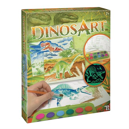 DinosArt Watercolour Paint