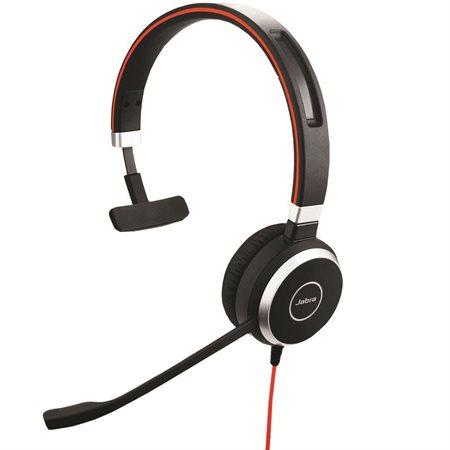 Evolve 40 MS Mono headset