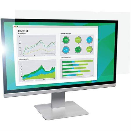 3M™ Anti-Glare Filter For Widescreen Desktop LCD Monitor