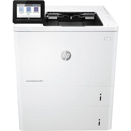 HP LaserJet Enterprise M611x Monochrome Desktop Laser Printer