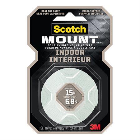 Ruban de montage intérieur double face Scotch-Mount™