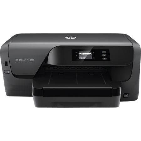 Imprimante jet d'encre couleur Hp Officejet Pro 8210