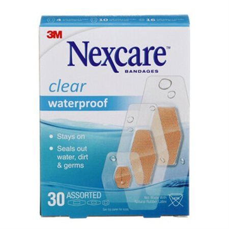 Clear Waterproof Bandages