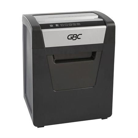 Déchiqueteuse ShredMaster™ GBC® de haute sécurité domestique SM10-06