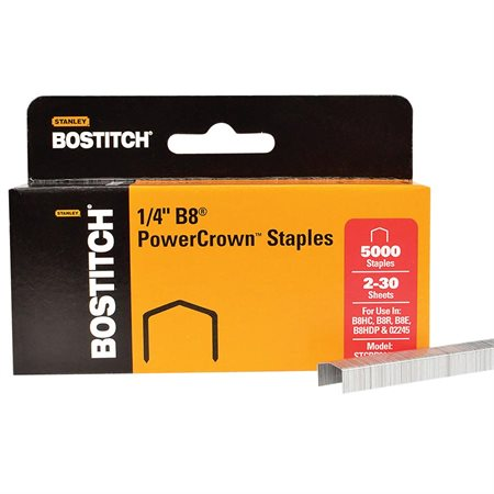 B8® PowerCrown™ Staples