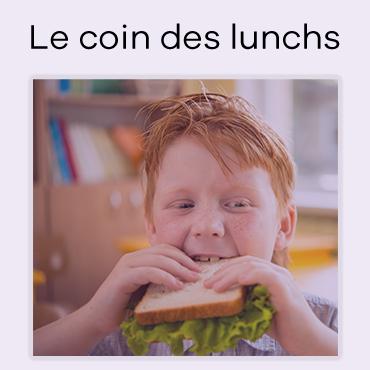 Coin des lunchs